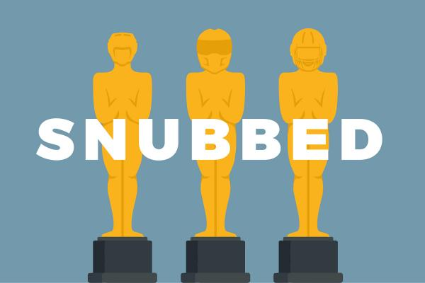 Was your favourite sports film snubbed at the Oscars?