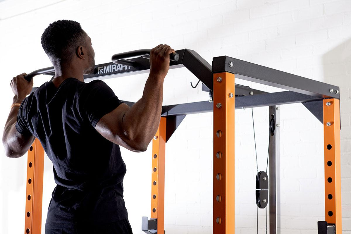 How to do a chin up