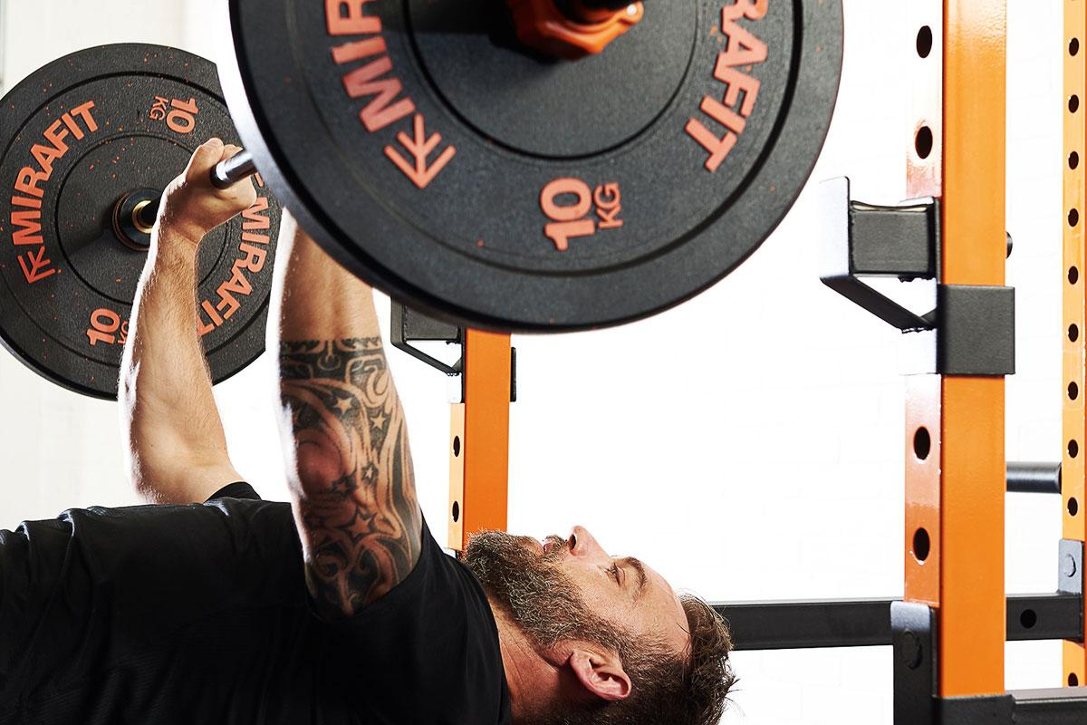 Seven Best Compound Exercises For Maximum Gains