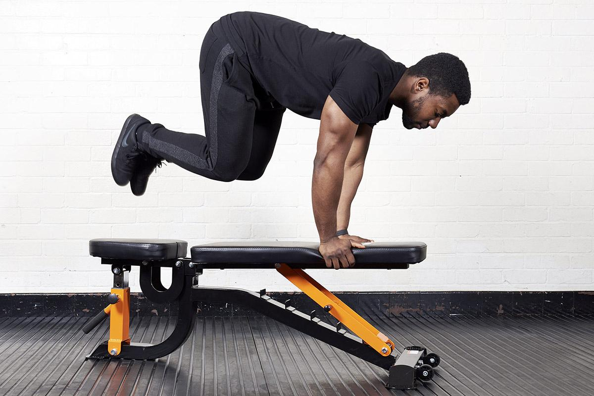 Six Best Weight Bench Exercises For A Full Cardio Workout