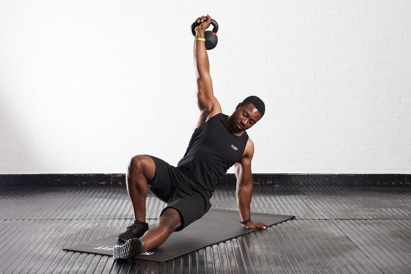 25 best kettlebell exercises