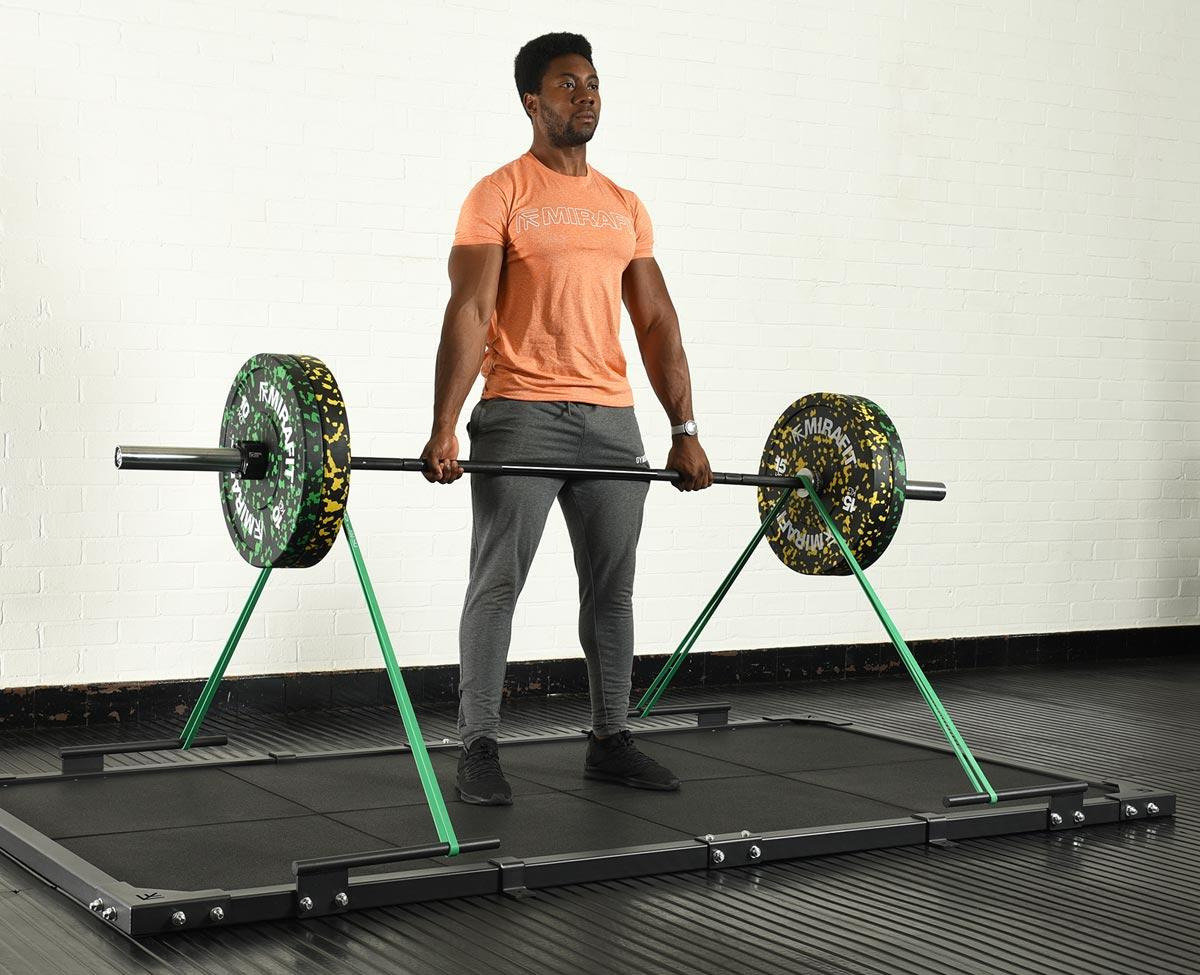 The ultimate upgrade for deadlifts