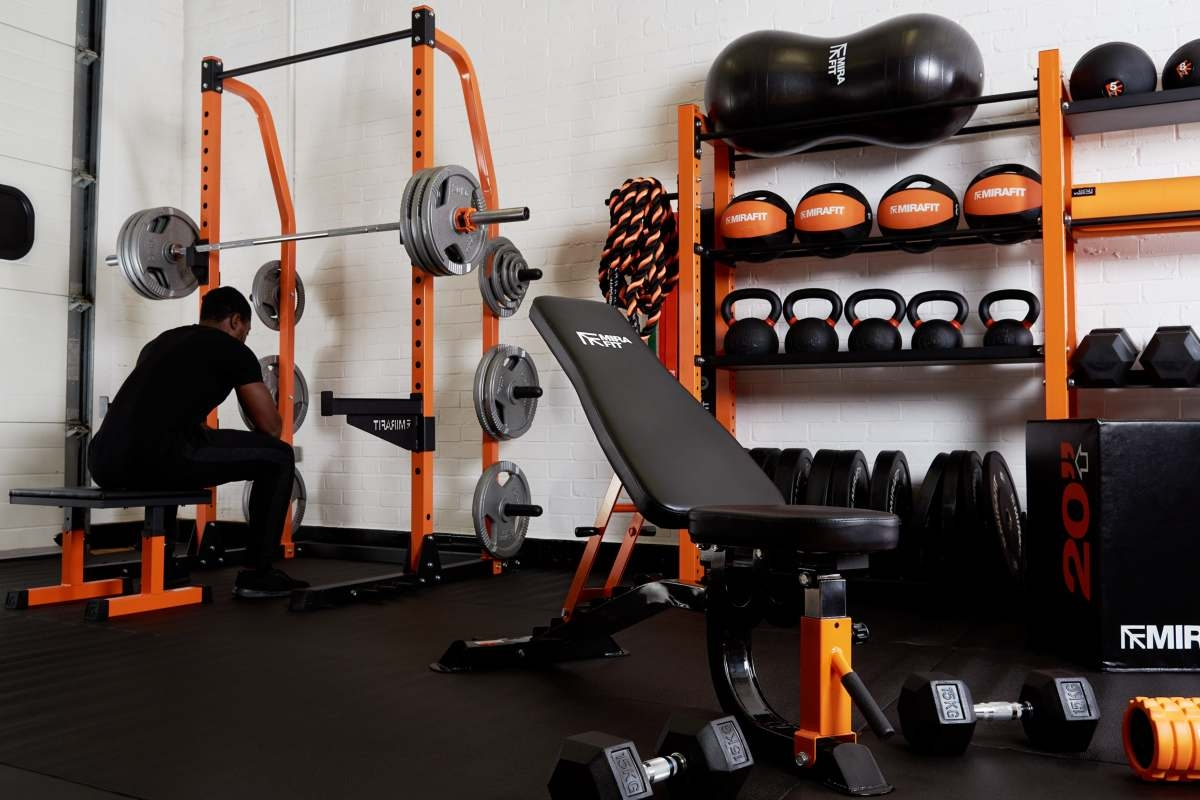 How To Turn Your Garage Into A Home Gym Mirafit