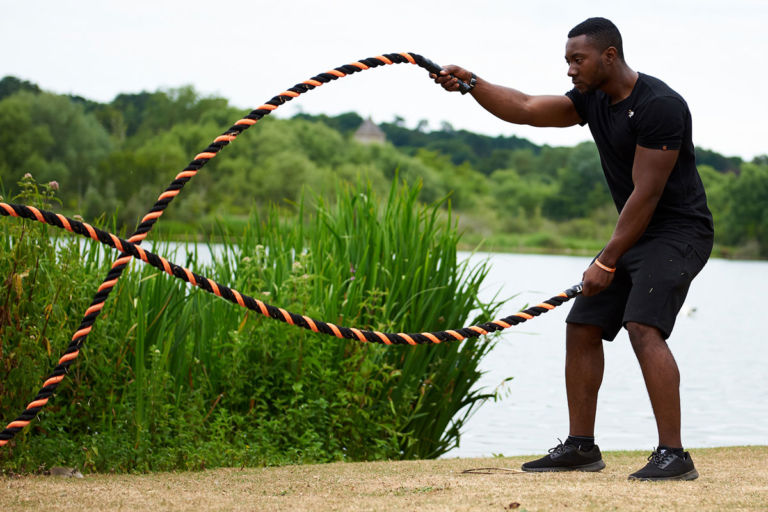 10 Best Battle Rope Exercises For A Full Body Workout