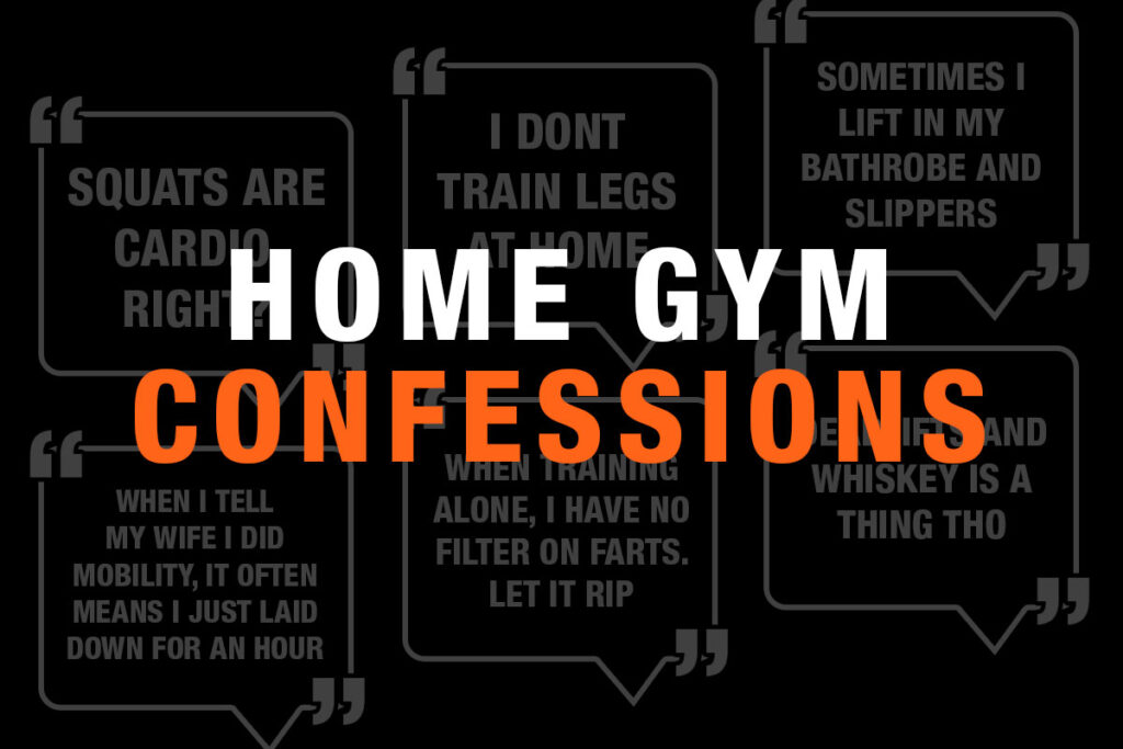 Mirafit Home Gym Confessions