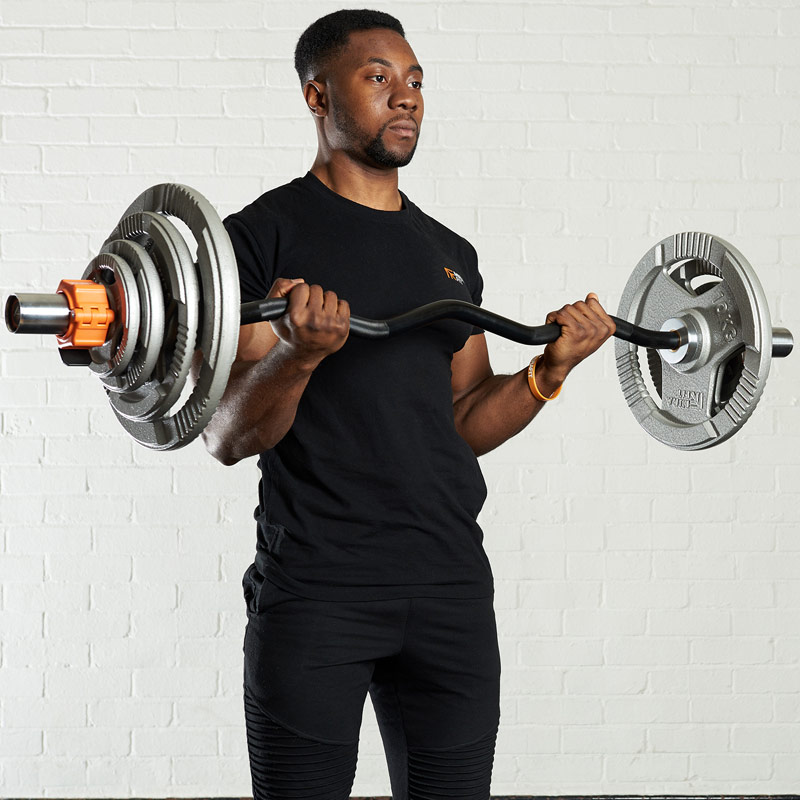 What Are The Different Types Of Weight Bar Mirafit