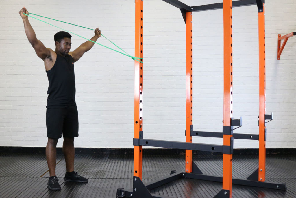 Top 8 Resistance Band Shoulder Exercises | Mirafit